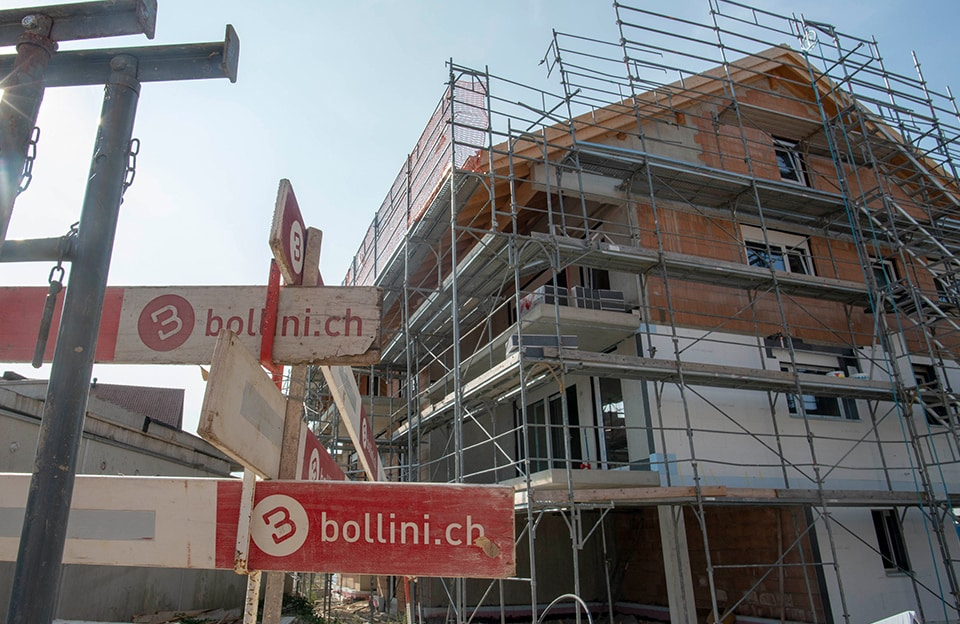 BOLLINI - Bâtiment