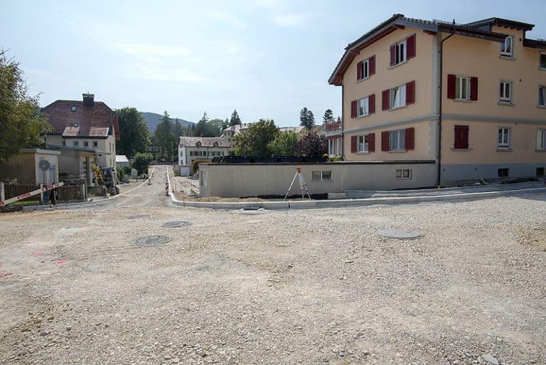 Bollini - Génie Civil - Rue des Jurats - Sainte Croix