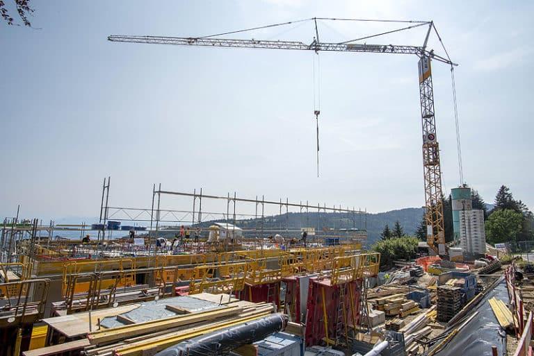 Bollini - Bâtiment - Résidence du Mont-Blanc - Les Rasses