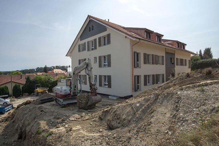 Bollini - Bâtiment - Fiez