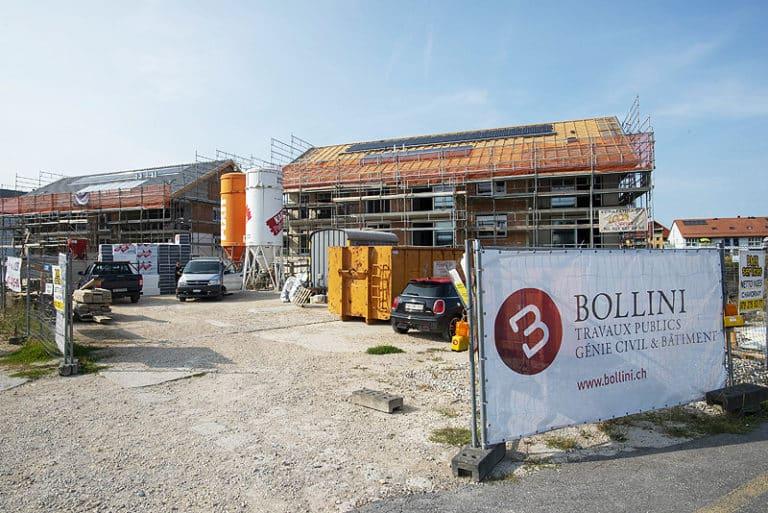 Bollini - Bâtiment - GMP Chavornay