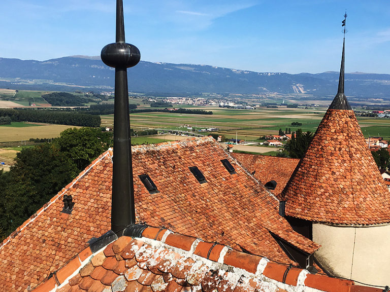 Bollini - Rénovation - Château de Bavois