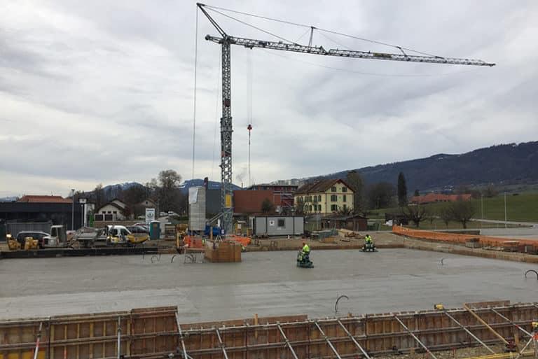 Bâtiment - Migros Partenaire La Sarraz